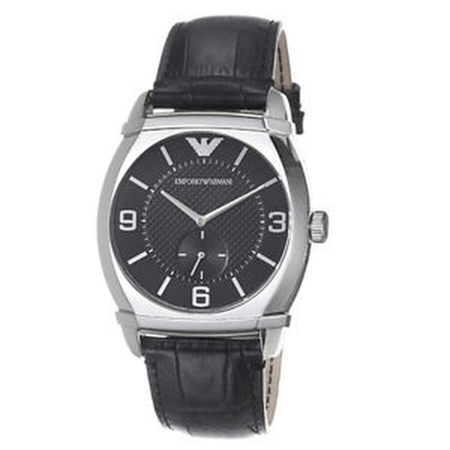 Emporio Armani Classic Men s Leather Watch AR0342 - Emporio Armani ... 32385c2f7b9a3