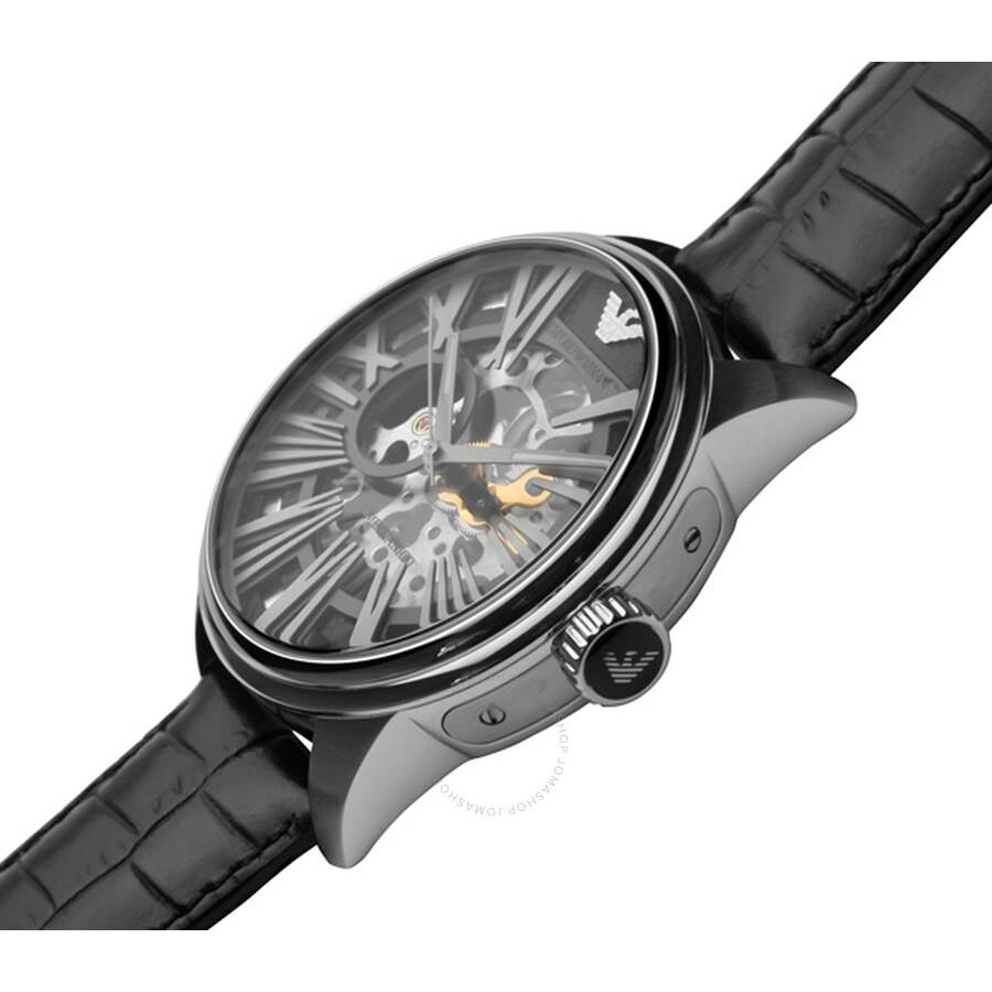 554d68bc70fc2 Emporio Armani Meccanico Men's Watch AR4629 Emporio Armani Meccanico Men's  Watch AR4629
