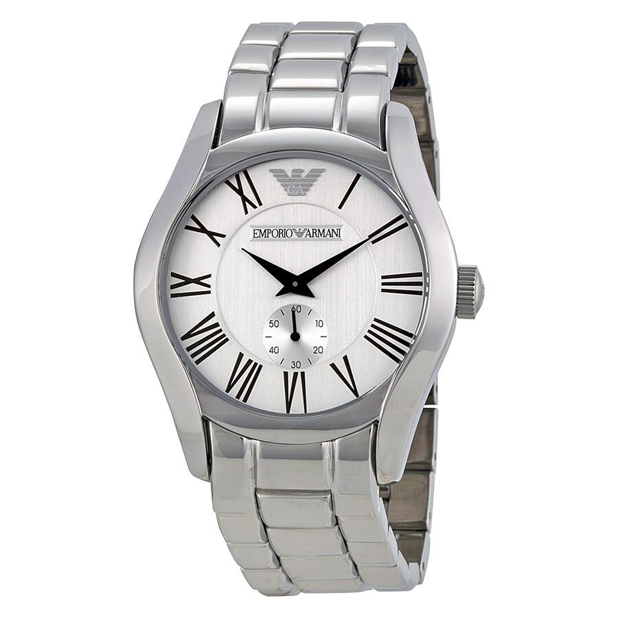 Emporio Armani Men s Stainless Steel Bracelet Watch AR0647 - Emporio ... c4334e840a16