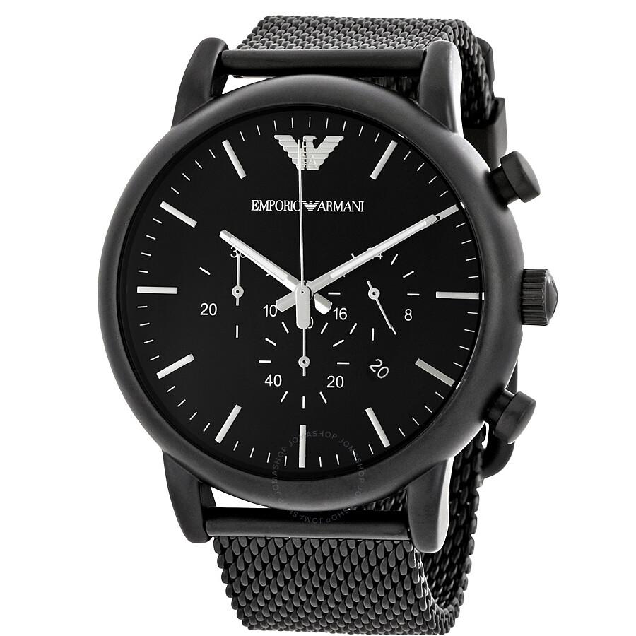 emporio armani sport chronograph men s watch ar1968 emporio emporio armani sport chronograph men s watch ar1968