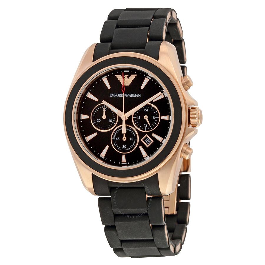 Часы emporio armani chronometer manufacture