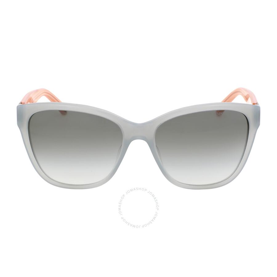 bf5271cc887 Emporio Armani Trend Cat-Eye Sunglasses - Opal Grey Green Gradient Item No.  EA4068F-55198E-57