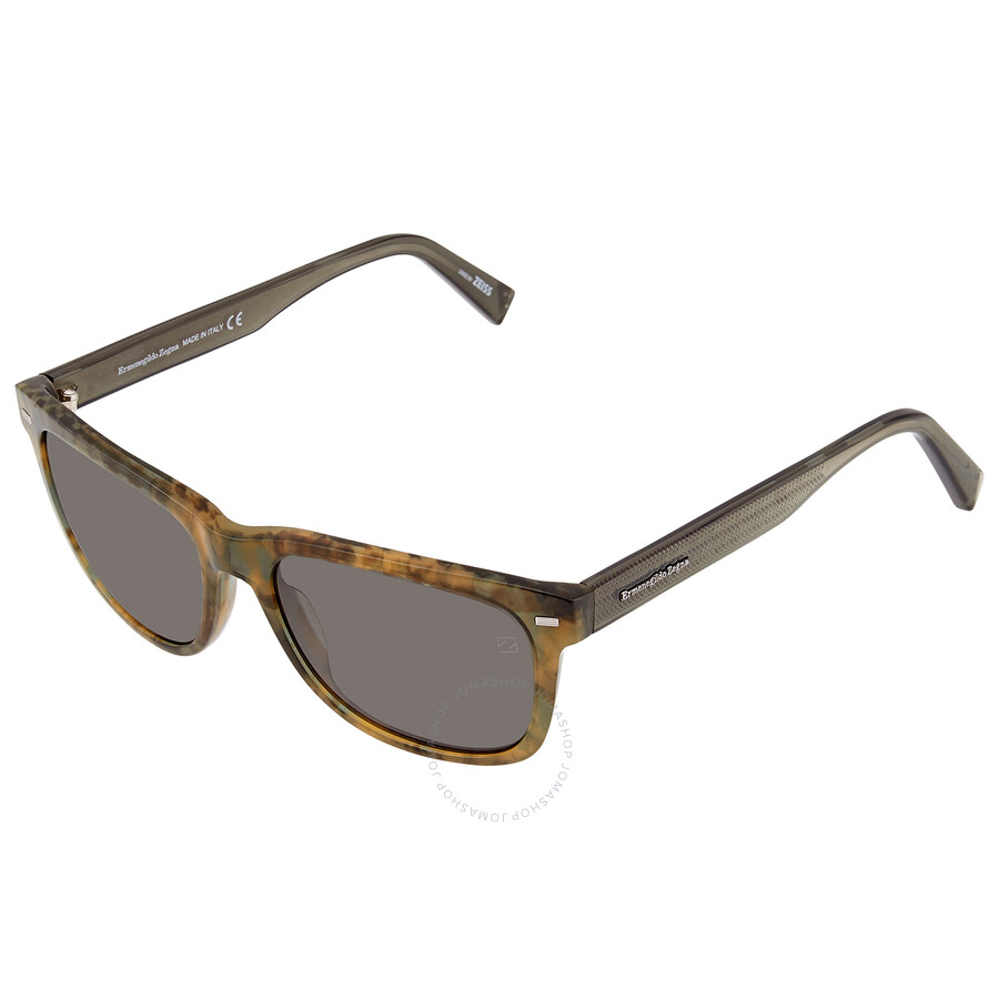Ermenegildo Zegna Polarized 55D Sunglasses