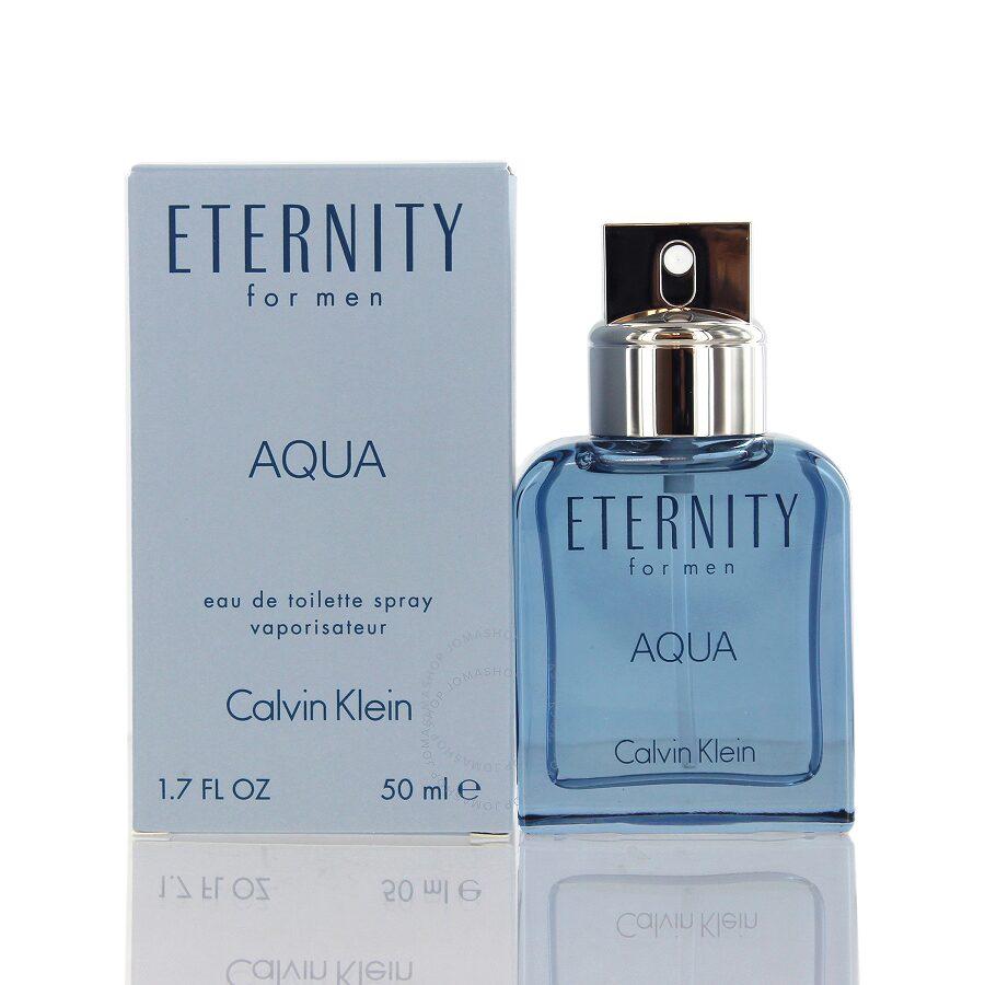 eternity aqua calvin klein edt spray 1 7 oz m jomashop. Black Bedroom Furniture Sets. Home Design Ideas