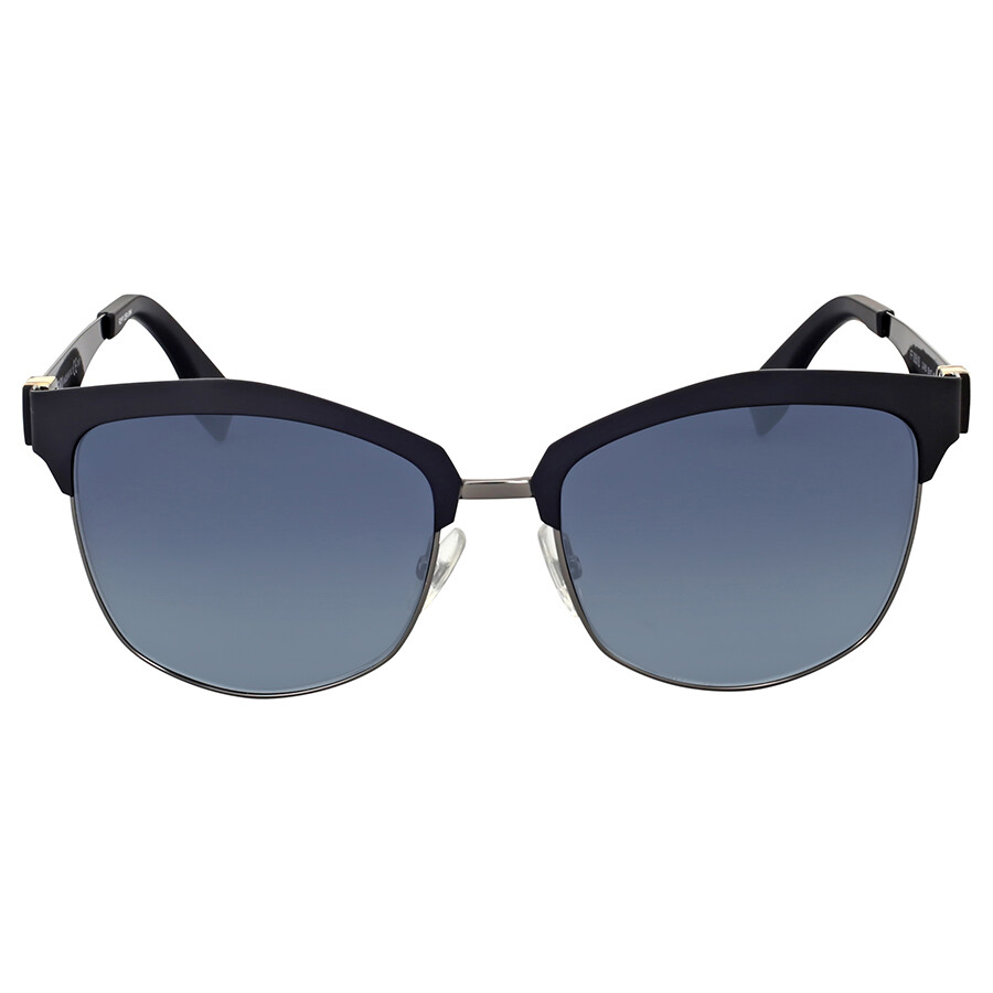 dcd165515c Fendi Black Ruthenium Sunglasses - Fendi - Sunglasses - Jomashop
