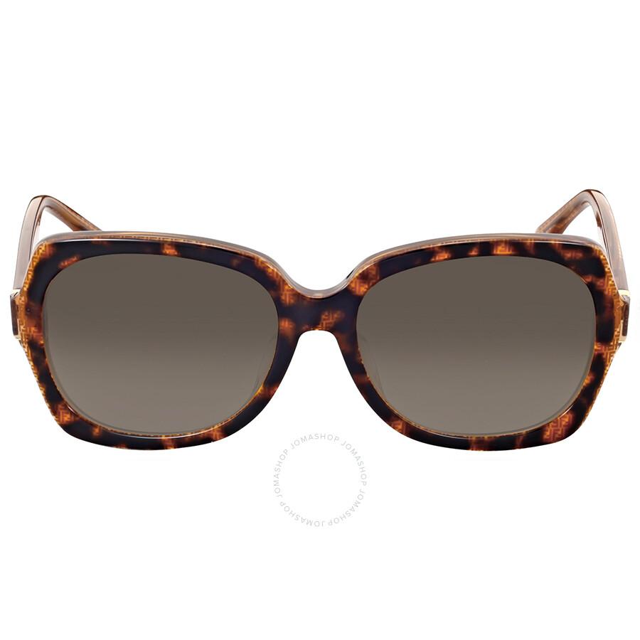 Fendi Brown Gradient Square Sunglasses - Fendi - Sunglasses - Jomashop 1d5a29d7f0c02