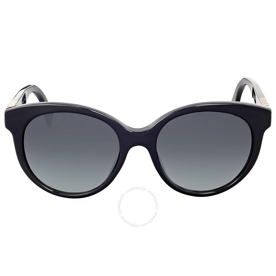 faec80352269 Fendi Butterfly Dark Grey Gradient Sunglasses Item No. FF 0013 S 7SY9O 53