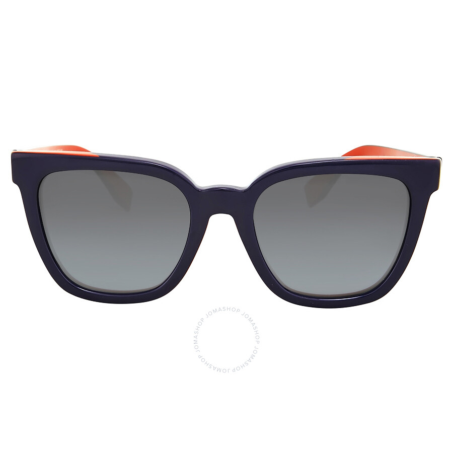 fendi color flash blue brick sunglasses fendi sunglasses