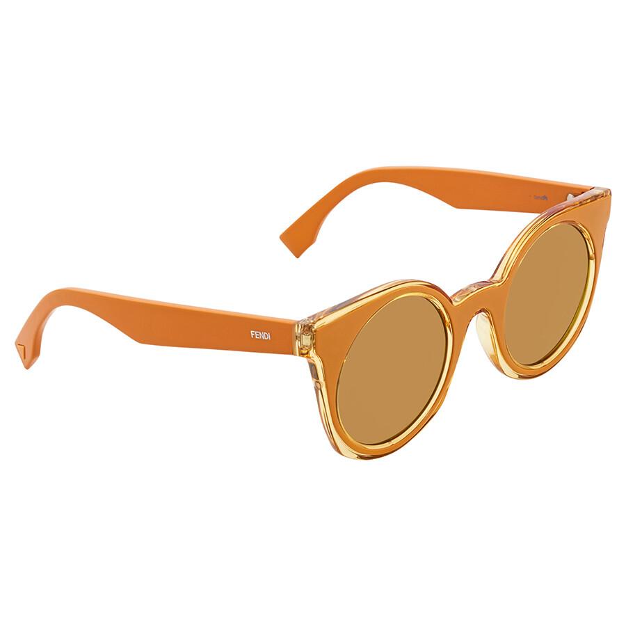 81e98e57de Fendi Cat Eye Sunglasses FF0196 S 0K9W 48 - Fendi - Sunglasses ...