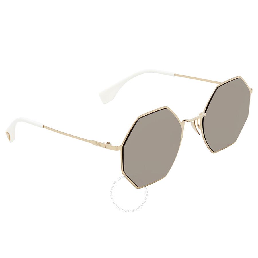 d80c83da64a6 Fendi Round Sunglasses FF 0292 S J5G UE 53 - Fendi - Sunglasses ...