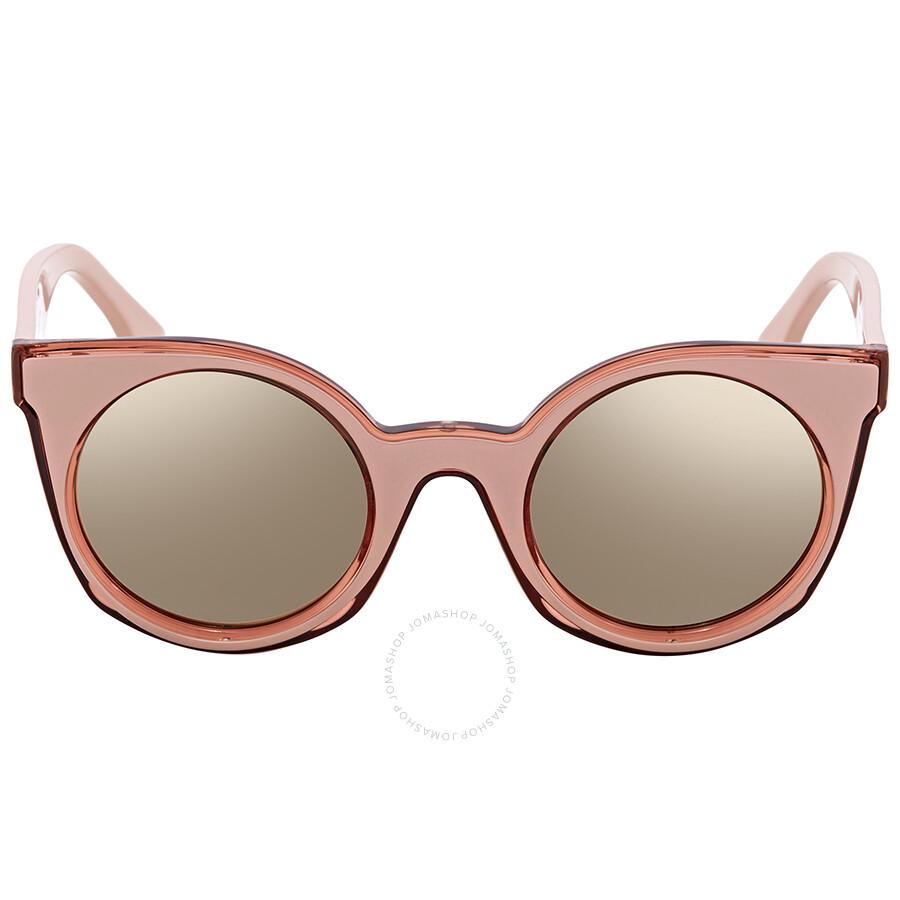 4af32805030 Fendi Cat Eye Sunglasses FF 0196 F S JQ20J - Fendi - Sunglasses ...