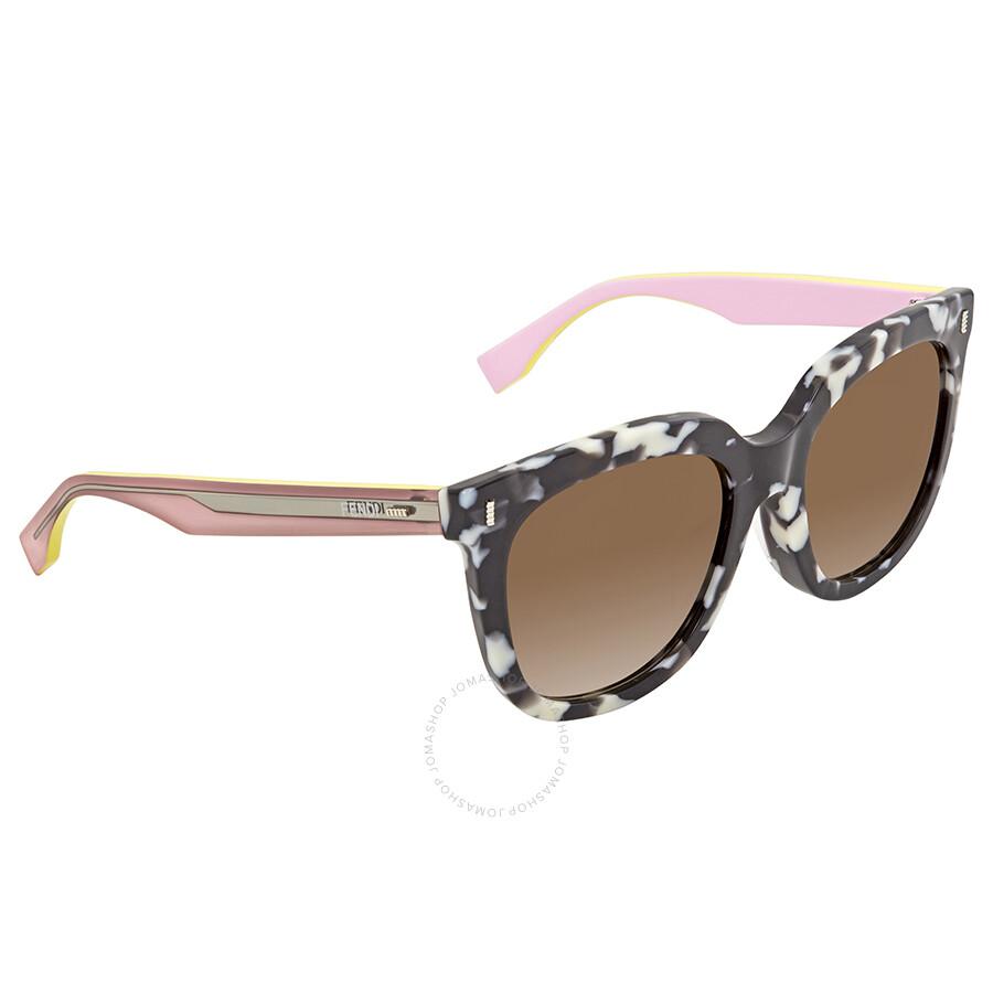 9c76b0182b82 Fendi Marble Pink Sunglasses FF 0185 F S 0UDL 54 - Fendi ...