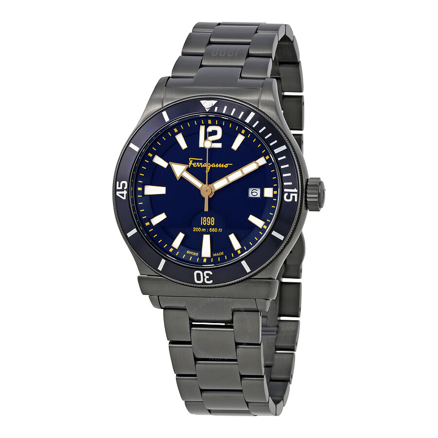 ferragamo 1898 sport navy blue s ff3330016
