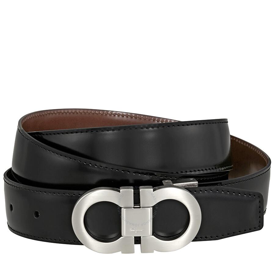 Ferragamo Reversible Leather Gift Set - Jomashop