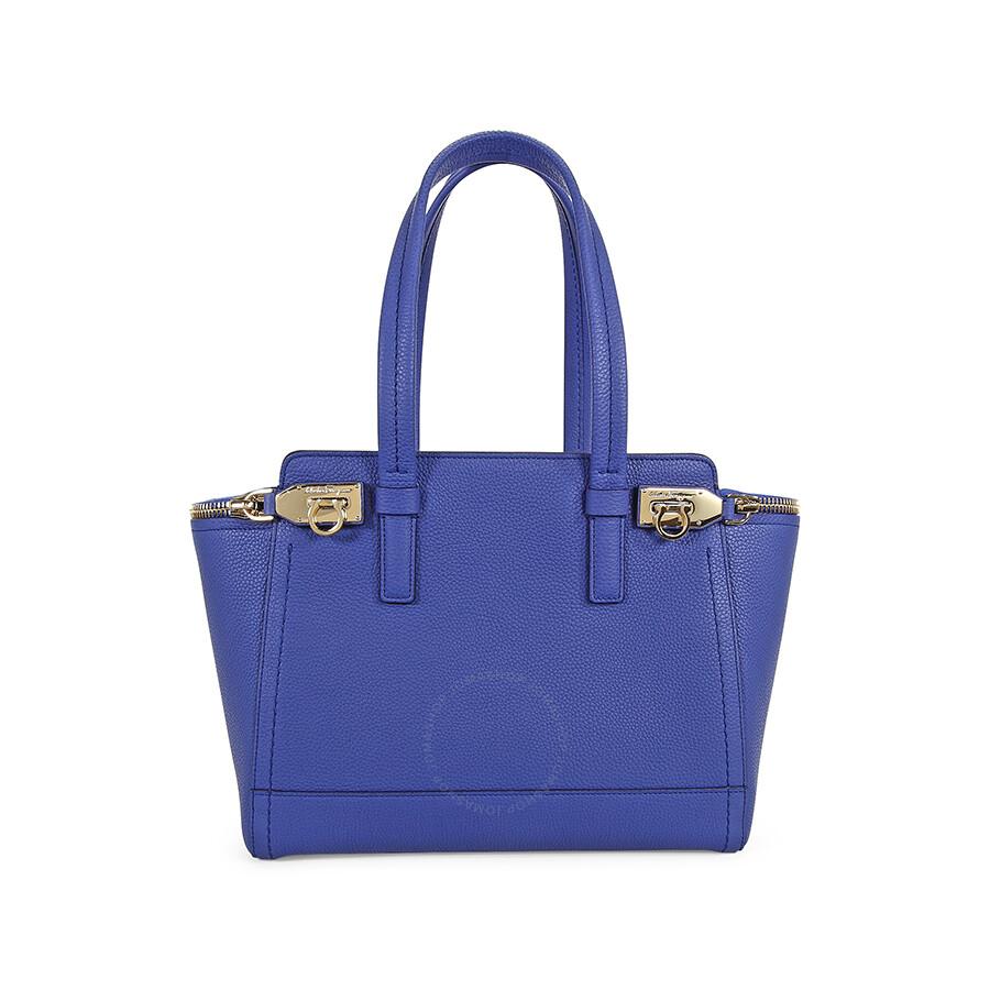 f304a5ebe1aa Ferragamo Verve New Iris Handbag - Salvatore Ferragamo - Handbags ...