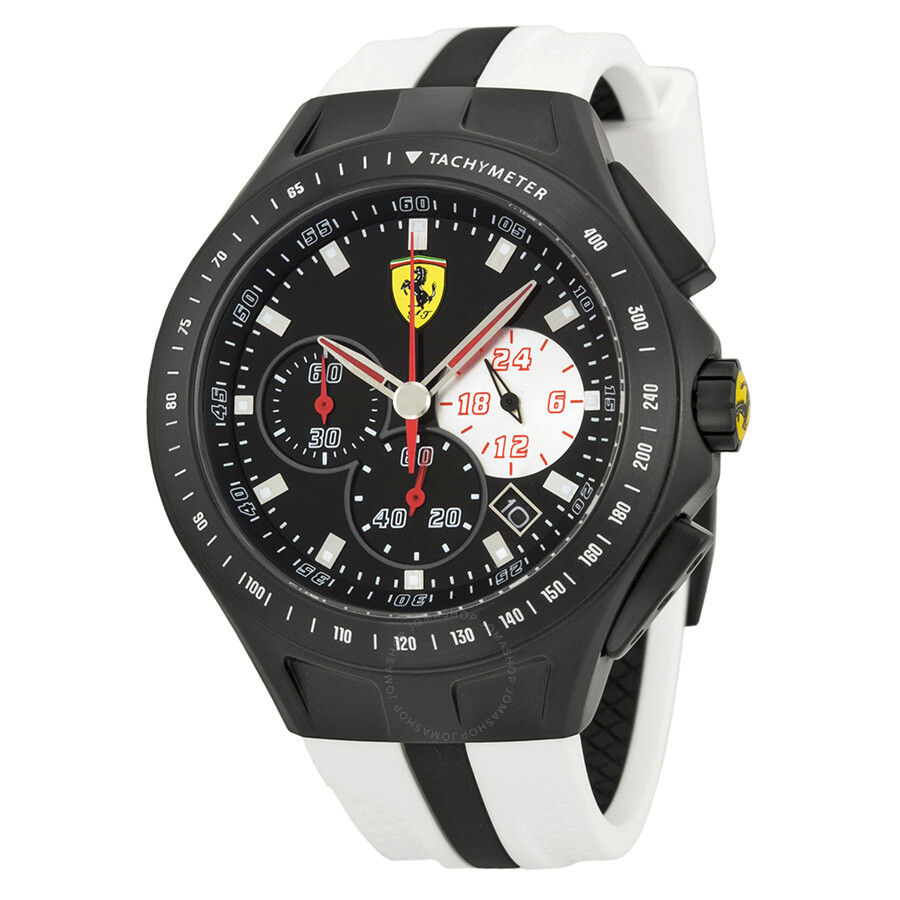 Ferrari Square Dial Mens Watches
