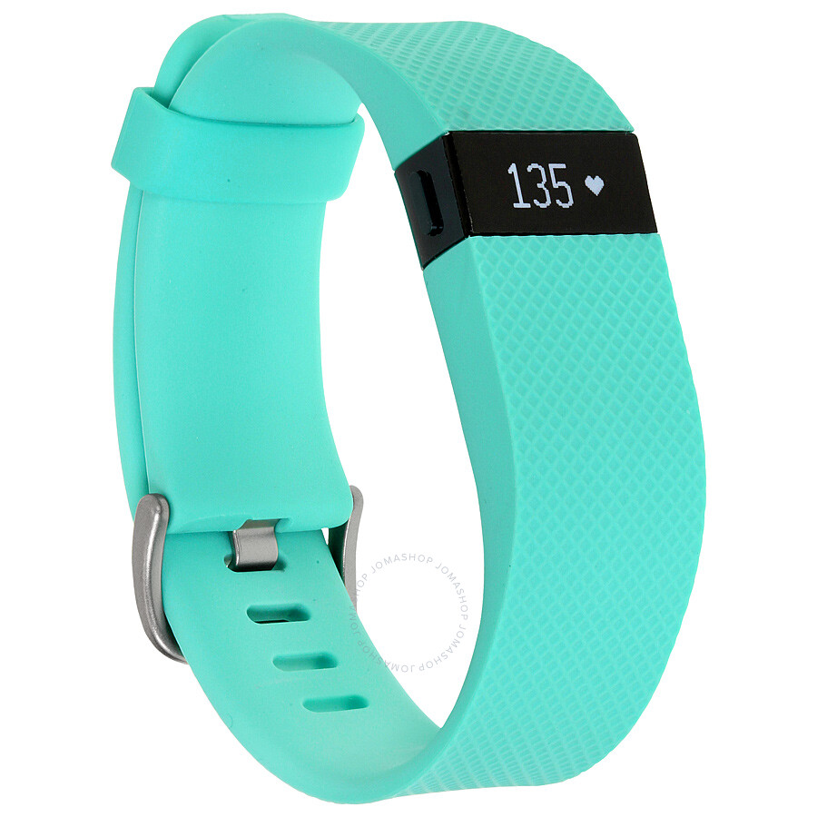 Fitbit Charge Hr Activity And Heart Rate Tracker Small