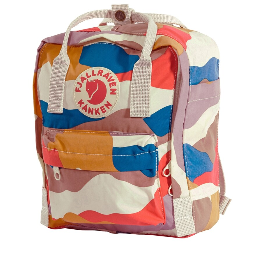8f7709c68 Fjallraven Kanken Art Mini Backpack- Spring Landscape Item No. 23611-971