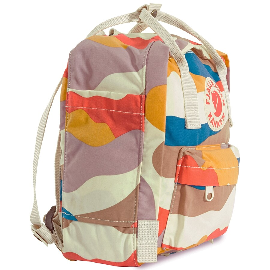 8e1cc3e64 Fjallraven Kanken Art Mini Backpack- Spring Landscape - Fjallraven ...