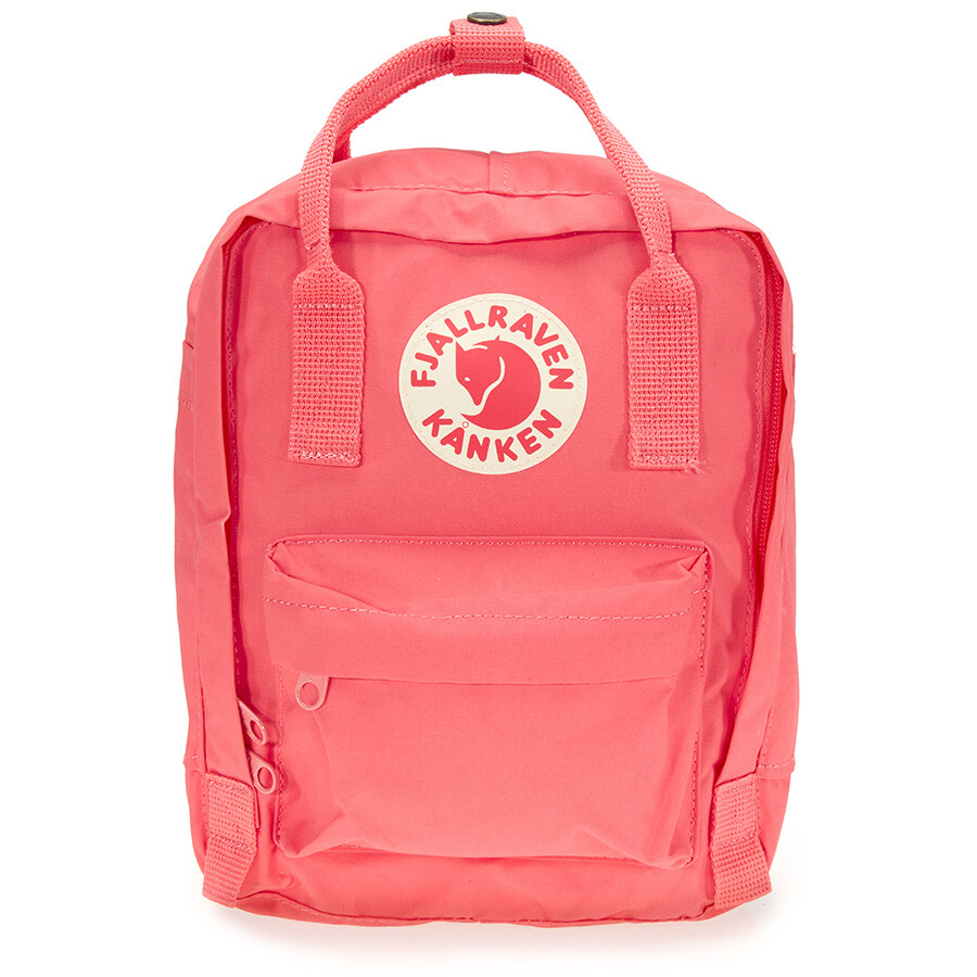 Fjallraven Kids Kanken T-shirt Peach Rose