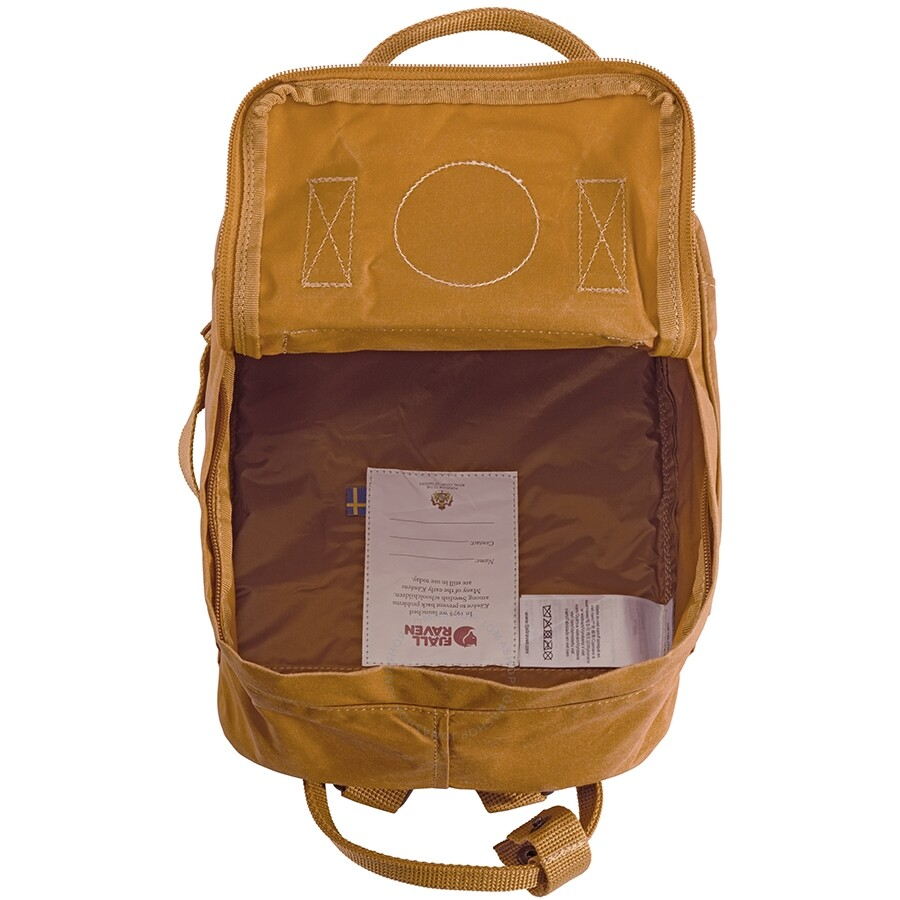 Fjallraven Kanken Mini Kids Backpack- Acorn