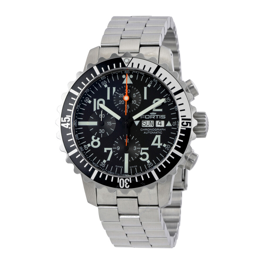 Fortis Marinemaster Chronograph Automatic Men s Watch 671.17.41 M ... b2e0567c15c