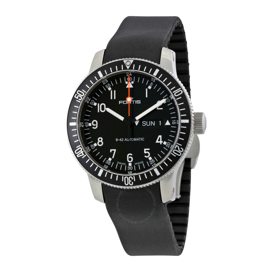 1f5759138711 Fortis Official Cosmonauts Automatic Men s Watch