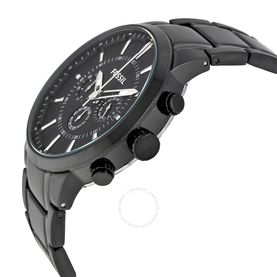 5de32a140 Fossil Chronograph Black Dial Men's Watch FS4778 Fossil Chronograph Black  Dial Men's Watch FS4778 ...