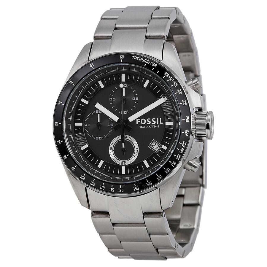 Fossil Decker Chronograph Men's Watch