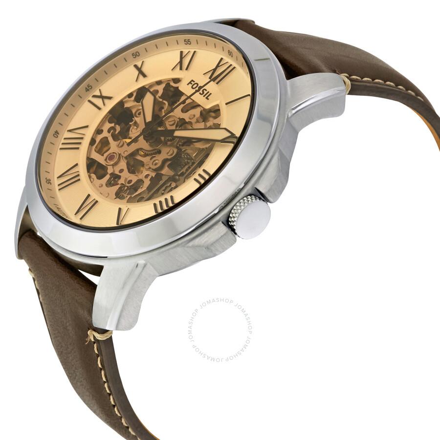 Механические часы fossil отзывы