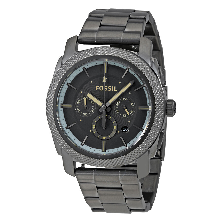 fossil machine watches
