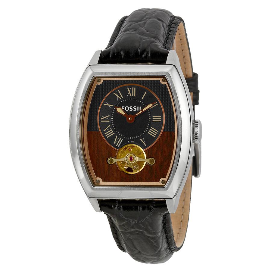 История марки Fossil Фоссил - watchesru