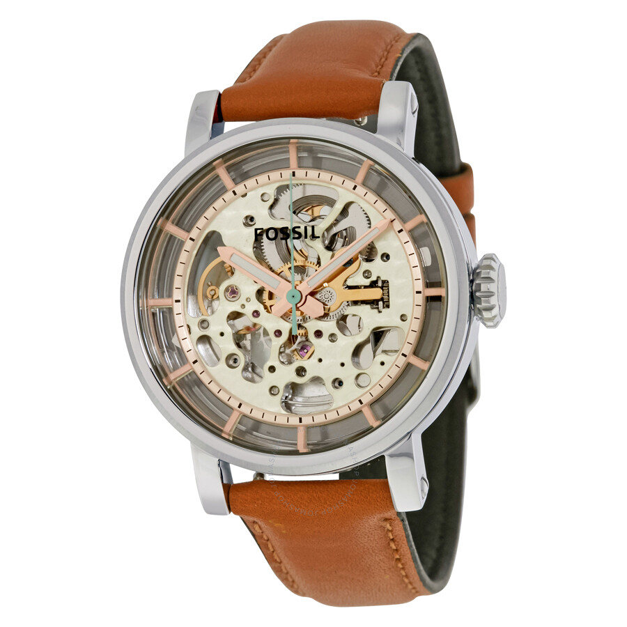 Fossil Automatic Watches Review Me3130
