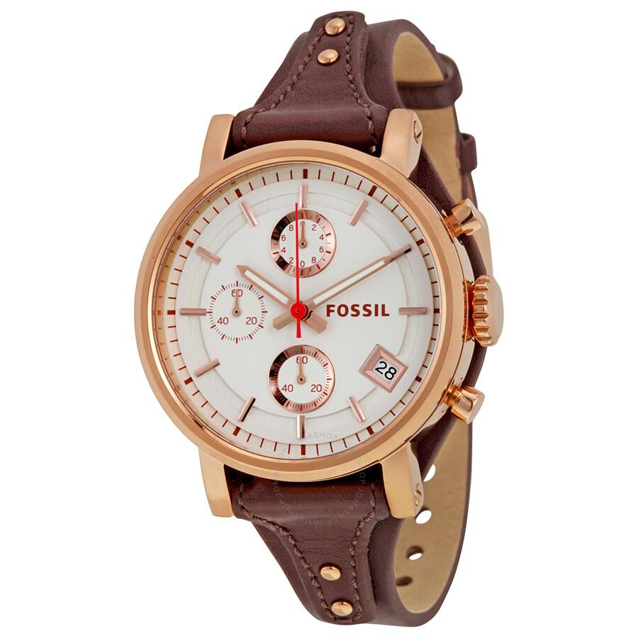 fossil watches for women leather wwwpixsharkcom