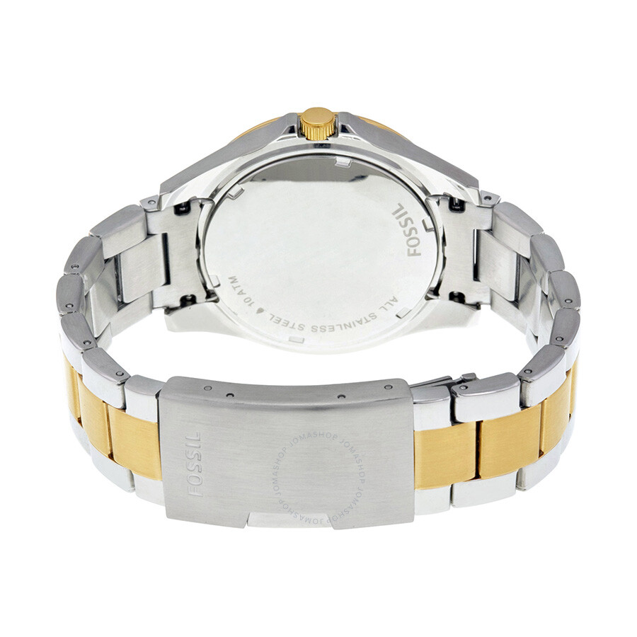 2b4514611cd Fossil Riley Multi-Function Two-tone Ladies Watch ES3204 - Riley ...