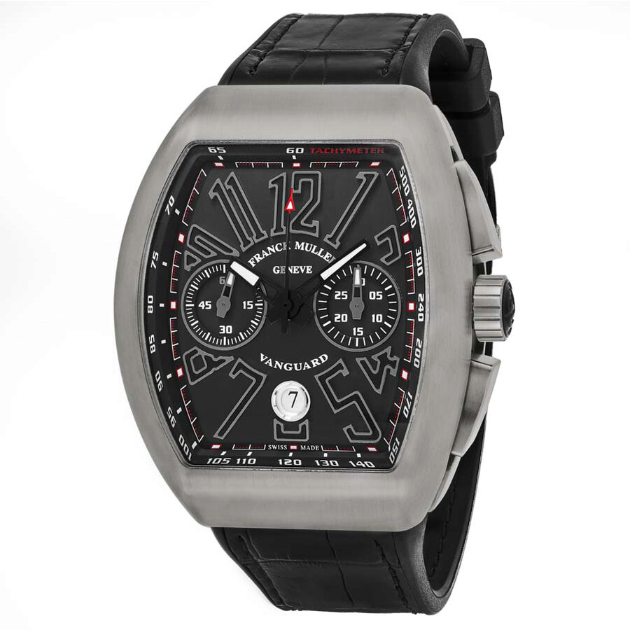 Franck muller chronograph automatic men 39 s watch 45ccnrnr franck muller watches jomashop for Franck muller watches