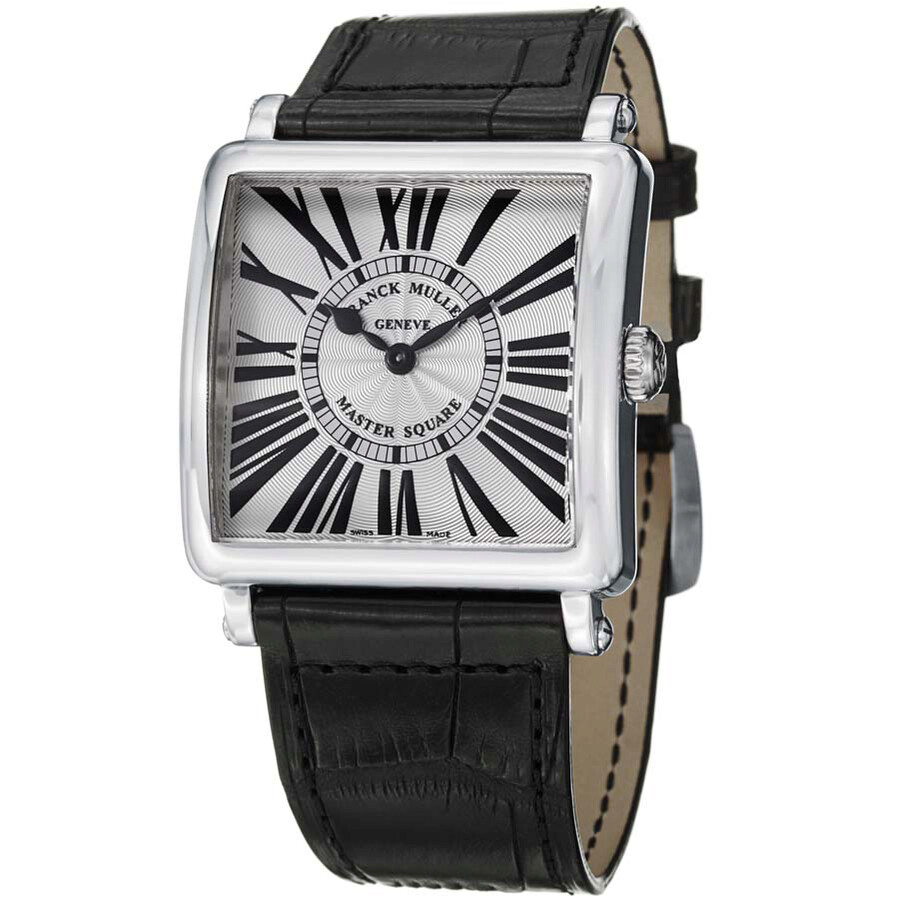 Franck muller master silver dial ladies watch 6002 mqzrss franck muller watches jomashop for Franck muller watches