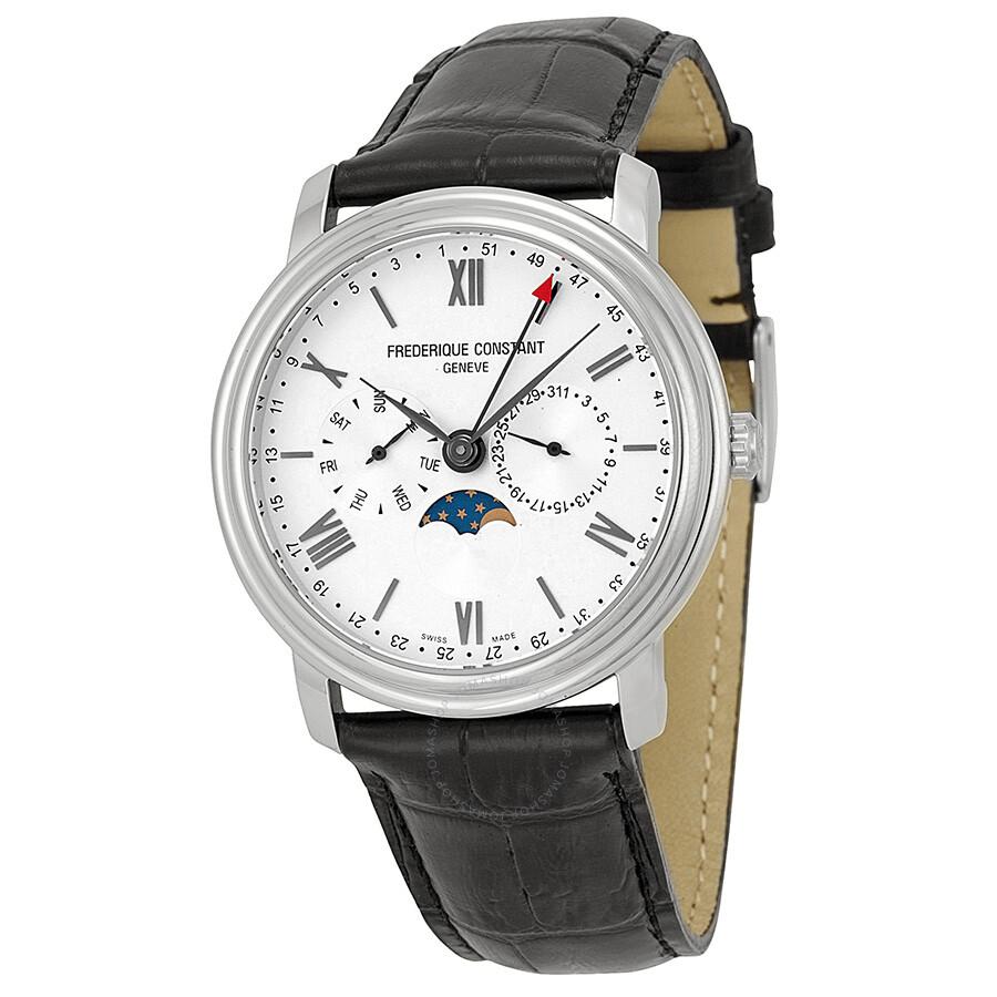 18143f3d893 Frederique Constant Business Timer Men s Watch FC-270SW4P6 ...