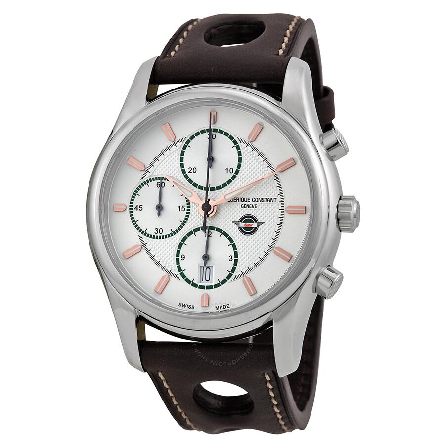 Frédérique Constant Healey Chrono-automatic & chronograph
