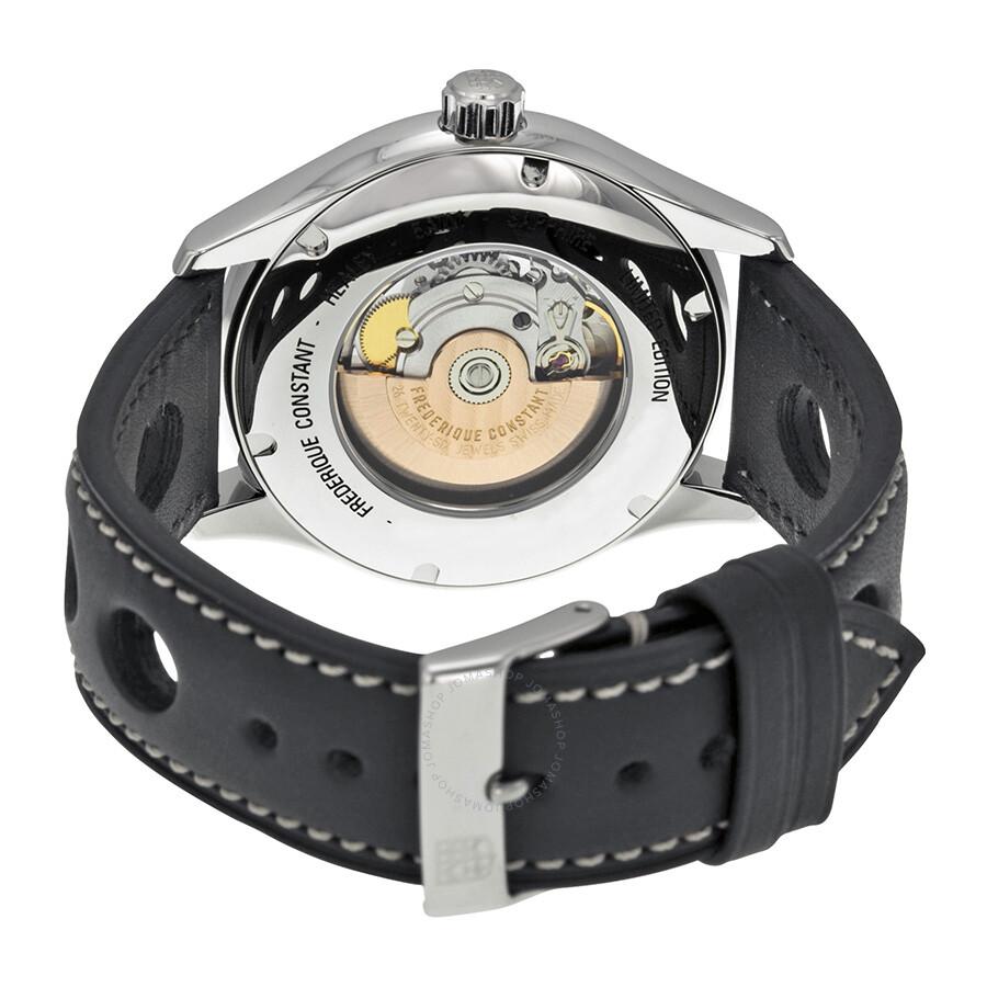 Frederique Constant Healey GMT Silver Dial Men s Watch 350HS5B6 ... 466a121262