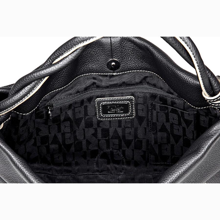 a8f143e9643e3 Furla Black Pebbled Leather Shoulder Bag 175724-BOBA31Z - Furla ...