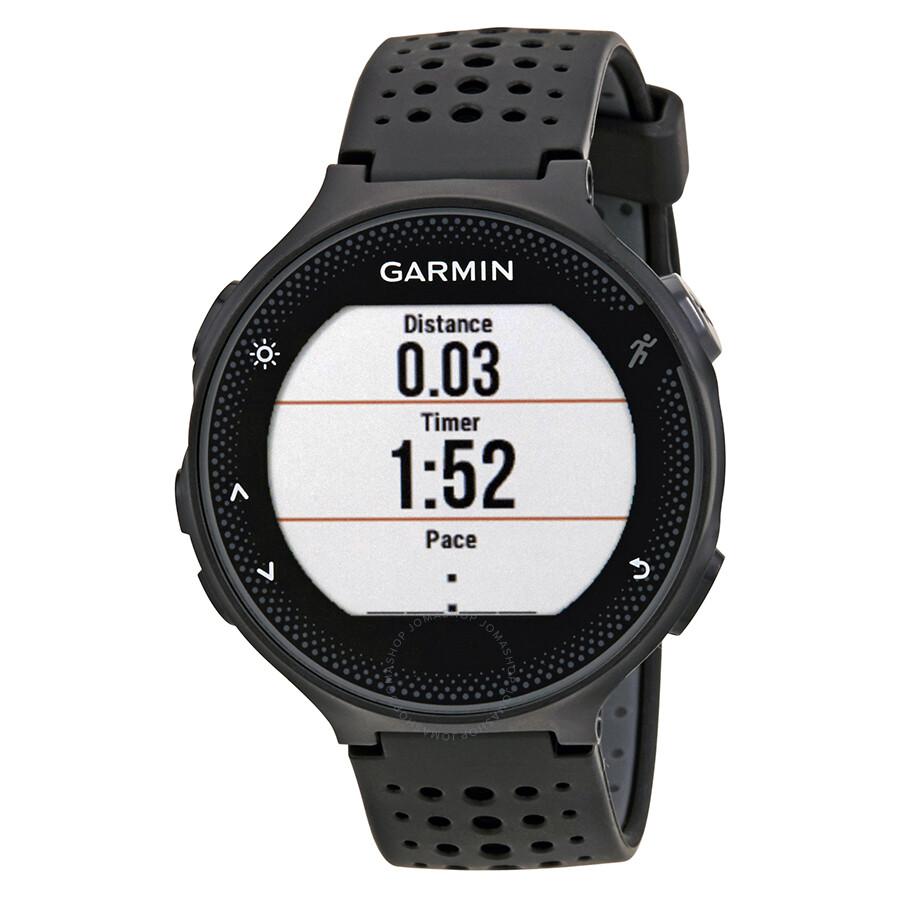Garmin forerunner 235 gps sport smart watch smartwatch garmin watches jomashop for Garmin watches