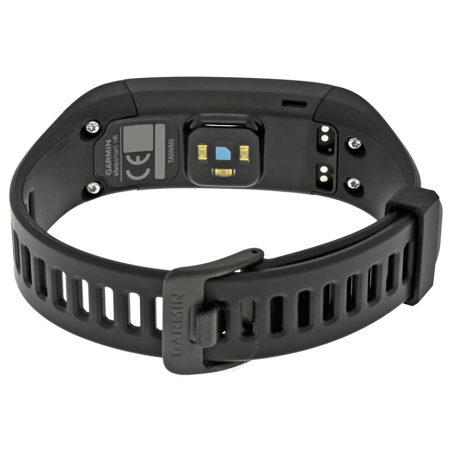 Garmin Vivosmart HR Activity Tracker Smart Watch - Black