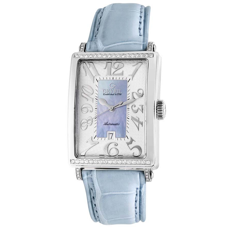 Avenue of Americas Glamour Automatic Ladies Watch 6207NT