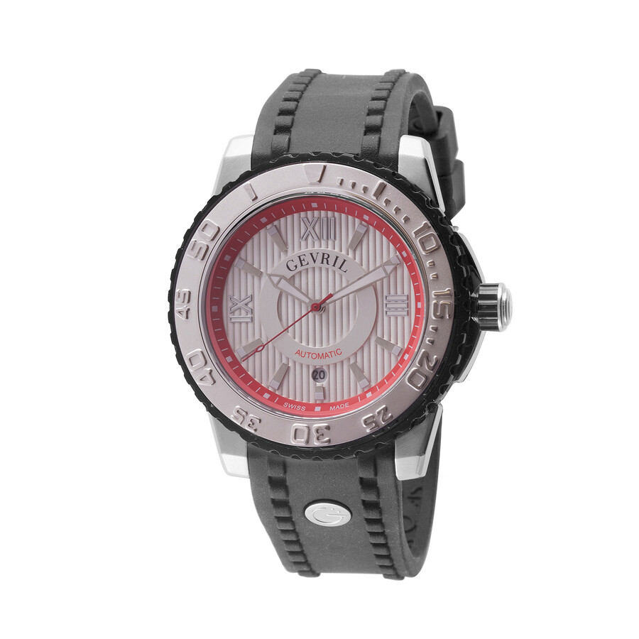 Gevril seacloud automatic men 39 s watch 3113 gevril watches jomashop for Gevril watches