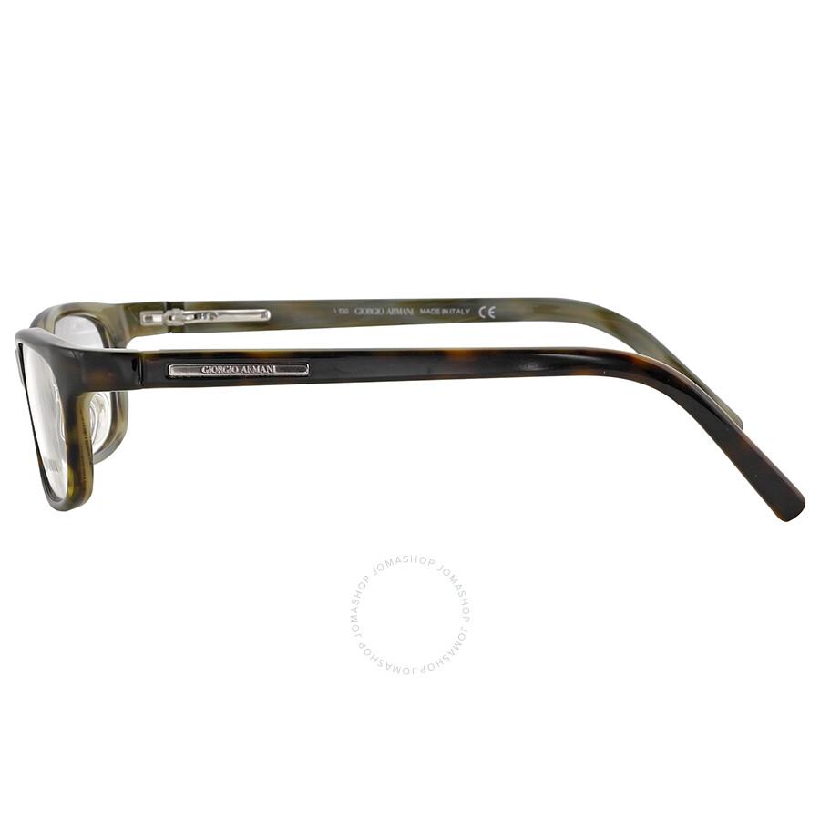 5f34b553c6 Giorgio Armani Tortoise Acetate Eyeglasses 326-0S3E - Armani ...