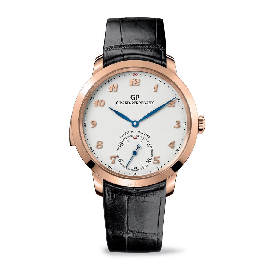 Girard perregaux 1966 minute repeater men 39 s watch 99650 52 711 bk6a girard perregaux 1966 for Girard perregaux