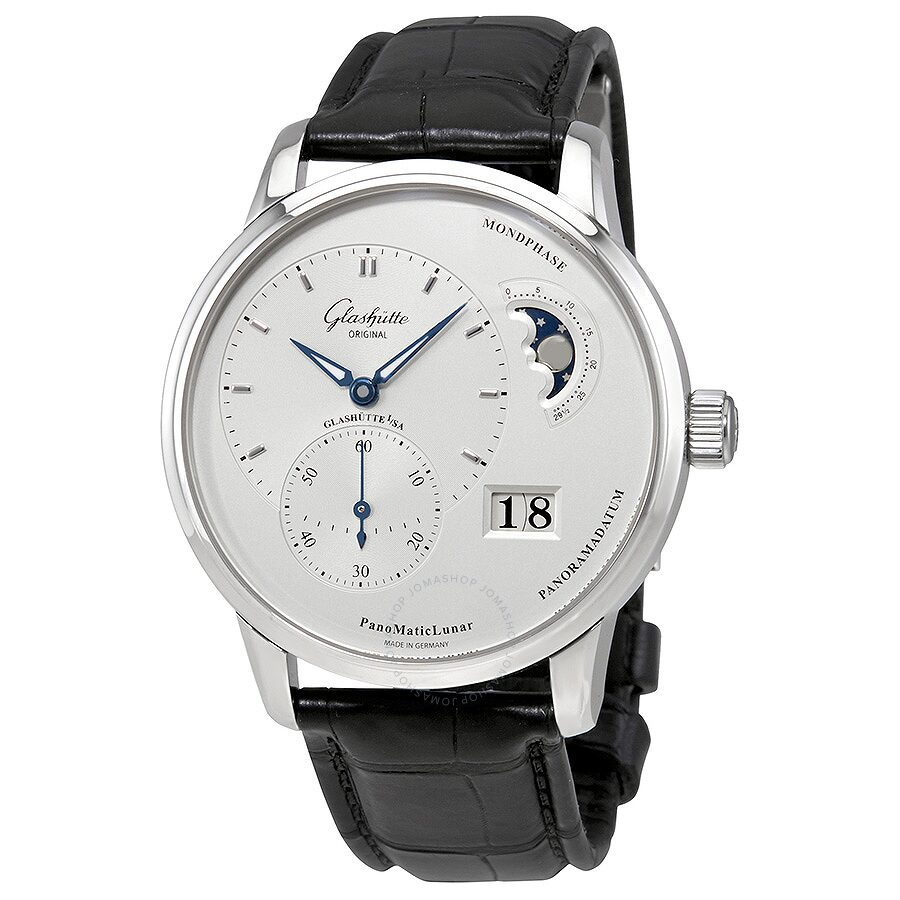 4525c0f6cb2 Glashutte PanoMaticLunar Automatic Men s Watch 90-02-42-32-05 - Pano ...