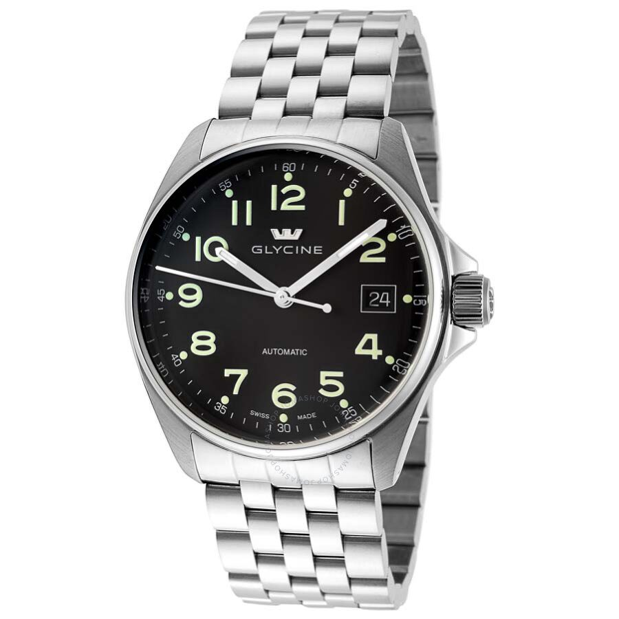 glycine combat 6 automatic s 3916 19at mb