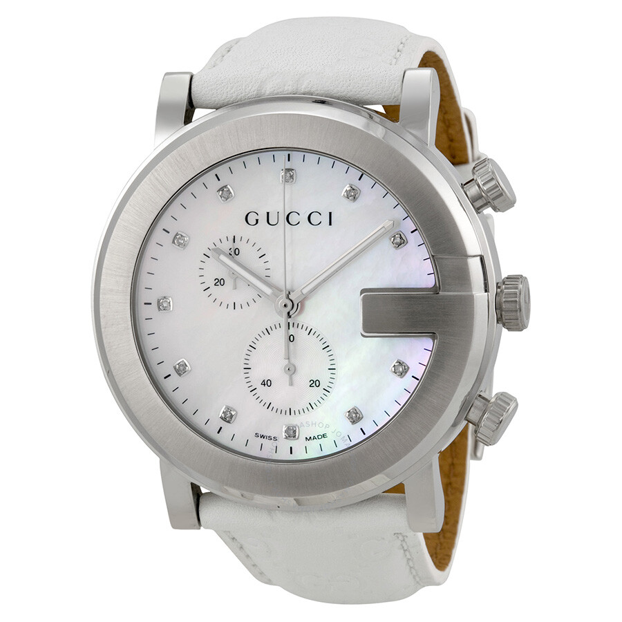 bd7ab493bef Gucci 101 G-Chrono Men s Watch YA101342 - G-Chrono - Gucci - Watches ...